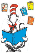 Dr. Seuss Party Room Decorations - Cat in the Hat Life Size Cardboard Stand In
