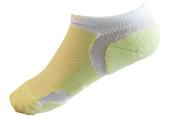 Sunland Women's Running Socks Low Cut CoolMax Fabric Keeps Feet Cool & Dry