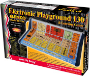 Elenco 130-in-1 Electronic Playground and Learning Centre