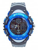 Panegy Outdoor Waterproof Boys Girls Cool Sport Digital Alarm Stopwatch Chronograph Wrist Watch Gift Display