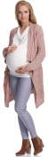 Be Mammy Women's Maternity Pullover Ossi