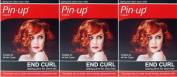 SIX PACKS of Pin-Up Home Perm End Curl