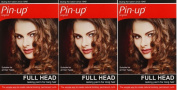 SIX PACKS of Pin-Up Home Perm Full Head