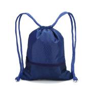 Esvan proof Gymbag Large Drawstring Backpack Gymsack Sackpack For Sport Travelling Basketball Yoga Running 9 Colours & 2 Sizes