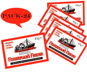 Fisherman's Friend Original Extra Strong Lozenges 45g-PACK-OF-24 by Fishermans