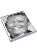 RICKY GROVES - Original Art Coaster #js001