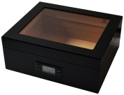 Germanus Humidor Desk Black