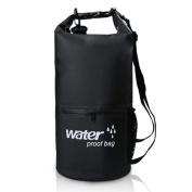 Bear Outdoor 2017 New Dry Sack/ Waterproof Bag for Boating, Kayaking, Hiking, Snowboarding, Camping, Rafting, Fishing and Backpacking