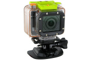HP AC-300W Action Camera with Handlebar Mount