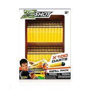 X Shot 100 Dart Refill Pack