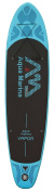 Aqua Marina BT-88882P Vapour Inflatable Stand-up Paddle Board with Sports AC-80322 iSUP paddle