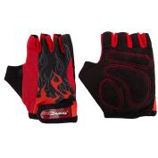 Kidzamo Gloves Gloves Kidzamo Flame Rd/bk