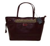 Byblos blu Women's Shoulder Bag Burgundy