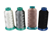2000 Yards Nylon Sewing Threads for Denim/Leather/Canvas