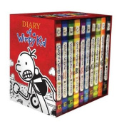 Diary of a Wimpy Kid Collection [Large Print]