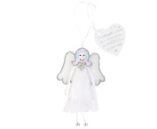 Fair Trade Fairies - Angels By Your Side Quote Angel