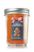Bath and Body Works Pumpkin Gingerbread Mason Jar Candle 180ml