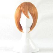 Ichu Ban Jumonji Orange 35cm Cosplay Wig + Free Wig Cap