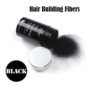 Easy to Use Lose Hair Building Fibres Black Colour 22g