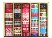 Seasonal Washi Tape Box