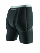 Seirus Innovation 5656 Unisex Super Padded Shorts - Protection for Action Sports - Breathable and Comfortable