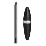 Julep When Pencil Met Gel + Sharpener, Blackest Black