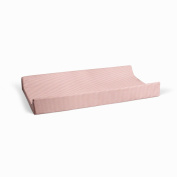 Glenna Jean Cottage Collection Rose Changing Pad Cover, Pink gingham