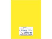 Accent Design Paper Accents ADP8511-5.8843 Fluorescent 22cm x 28cm Neon Yellow Cardstock