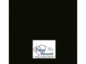 Accent Design Paper Accents ADP1212-250.127 No.80 30cm x 30cm Black Bulk Smooth Card Stock