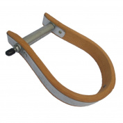 New 2.5cm wide Ox Bo style wooden stirrups with a metal band