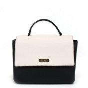 Kate Spade Paterson Court Brynlee Satchel, Black/Pebble