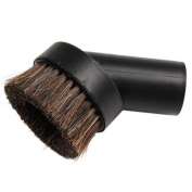 Rely2016 Horse Hair Round Dusting Brush Dust Tool Attachment for Vacuum Cleaner 24mm, 40mm