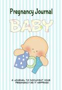 Pregnancy Journal Baby Boy