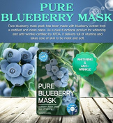 TOSOWOONG Pure blueberry mask pack 23g (10 sheets) / Health & Beauty / Skin Care / Moisturisers / Mask sheet / mask / korean beauty cosmetic