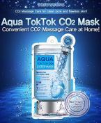 TOSOWOONG Aqua tok tok CO2 fresh mask (5 sheets) / Health & Beauty / Skin Care / Moisturisers / Mask sheet / essence mask / korean beauty cosmetic