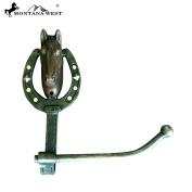RSM-1810 Montana West Western Metal Horse Head Tissue Holder