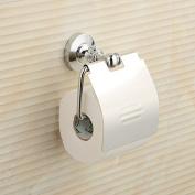 LINA@ European copper vintage fashion simple bathroom toilet paper holder
