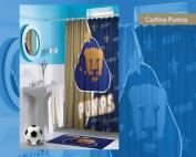 Oficial Shower Curtain Pumas