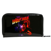 The Wolfman In Colour Women's Vinyl Wallet