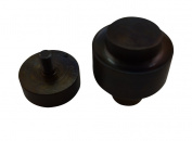 Amanaote 25 mm Grommet Die Setter Eyelet Mould for Hand Press Grommet Puncher Tool