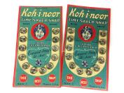 Vintage 24 Snap Fasteners Nickel #1 Waldes-Kohinoor