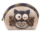 Owl Coin Purse Easy Sewing Project Sewing Kit For Girls Beginners