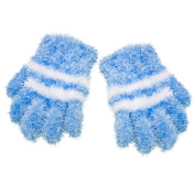 Meanhoo New Cute Children 's knitted warm gloves for Kids Boys and Girls