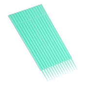 Easyinsmile® Eyelash Extension Disposable Microbrush Swab Applicators, 100pcs/ pack