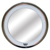 Sharper Image LED Anti-Fog Shower Mirror in Chrome Finish