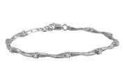 Diamond Tennis Bracelet Classic 14K White Gold