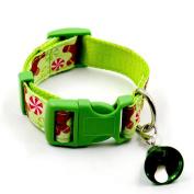 Dog Collar, Bolayu Christmas Design Christmas Pet Collars