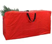 Greenco GRC1752 Large Christmas Tree Storage Bag, Red
