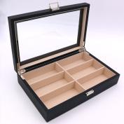 Vlando Exquisite Sunglasses Storage Organiser, Fabulous Gift for Him/ Her