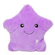 Kocome Luminous Pillow Toys LED Light Plush Stars Kids Birthday Christmas Gift Glowing
